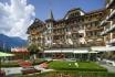 Wellness Übernachtung in Wengen-für 2 Personen im Hotel Victoria-Lauberhorn 1