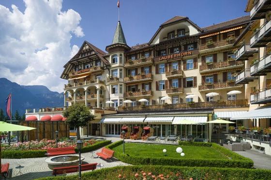 Wellness Übernachtung in Wengen - für 2 Personen im Hotel Victoria-Lauberhorn  [article_picture_small]