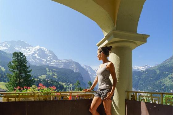 Wellness Übernachtung in Wengen - für 2 Personen im Hotel Victoria-Lauberhorn 1 [article_picture_small]