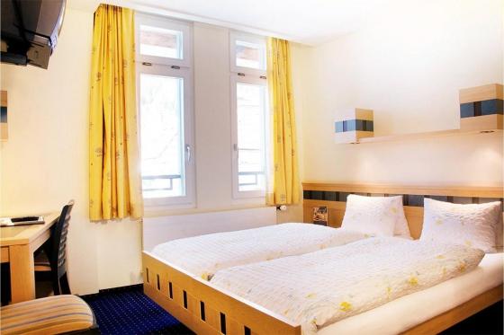 Wellness Übernachtung in Wengen - für 2 Personen im Hotel Victoria-Lauberhorn 5 [article_picture_small]