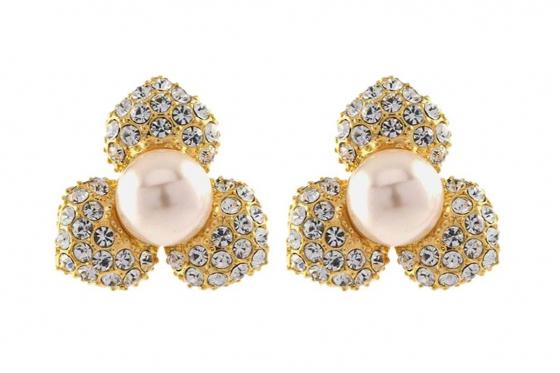 Boucles d'oreilles Fillini - Flavia Gold