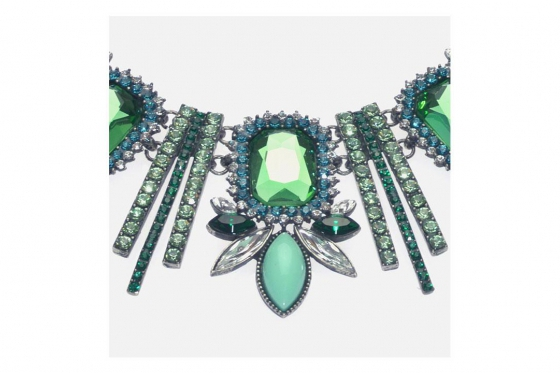 Filini Halskette - Dora Grün 1