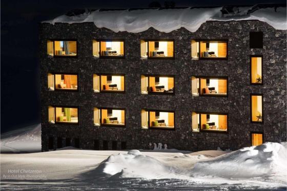 Nuitées à 2'112m d'altitude - à Crans-Montana / 2 nuits pour 2 pers / en semaine 12 [article_picture_small]