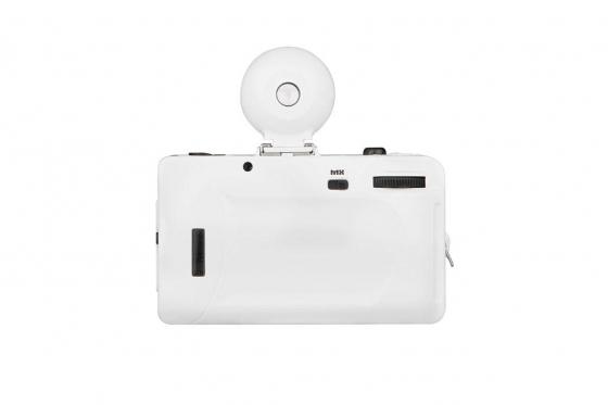 Lomo Fisheye 2.0 Kompakt - Film Kamera, weiss 3