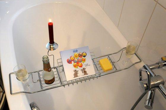 Valet de baignoire - pour les moments de détente