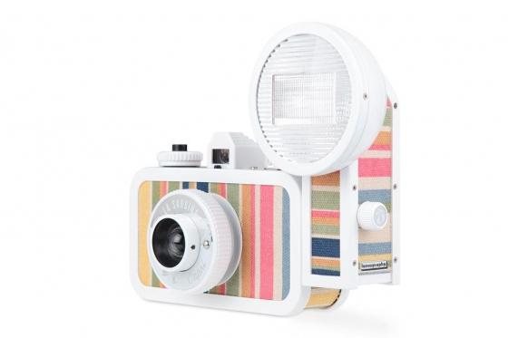 Lomo La Sardina & Flash - Film Kamera, Capri 4 1