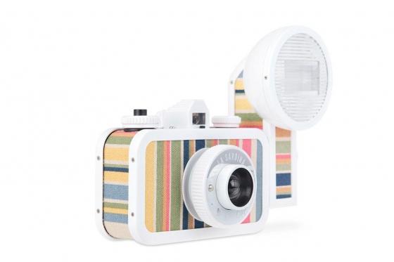Lomo La Sardina & Flash - Film Kamera, Capri 4 2