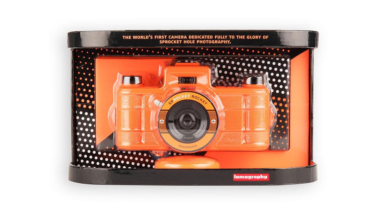 lomo sprocket rocket. Black Bedroom Furniture Sets. Home Design Ideas