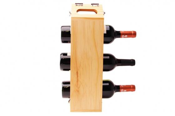 Weinflaschenhalter - für bis zu 6 Flaschen 2