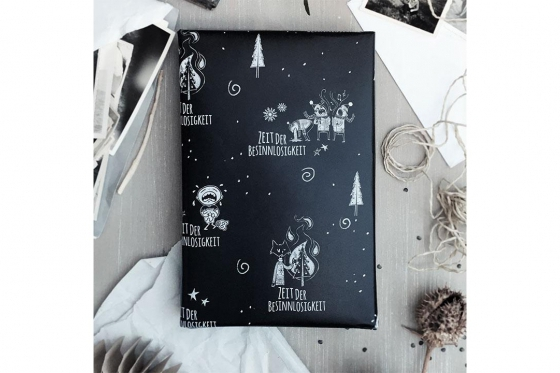 Geschenkpapier -