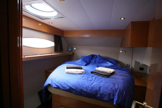 Nuitée sur un catamaran - 1 nuit pour 2 personnes en chambre double, avec petit-déjeuner 2 [article_picture_small]