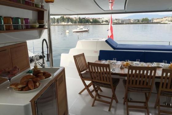 Nuitée sur un catamaran - 1 nuit pour 2 personnes en chambre double, avec petit-déjeuner 3 [article_picture_small]
