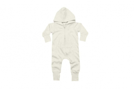 Baby-Overall Since  weiss - personalisierbar