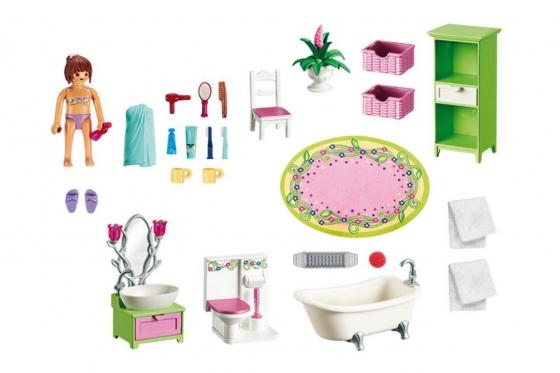 Romantik-Bad - Playmobil® Puppenhaus 1