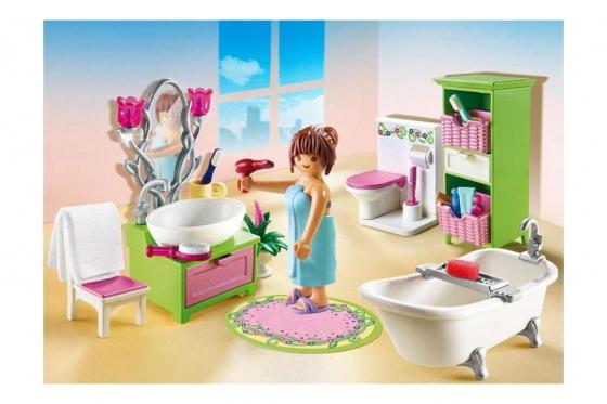 Romantik-Bad - Playmobil® Puppenhaus 2
