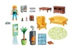 Wohnzimmer mit Kaminofen - Playmobil® Puppenhaus 1 [article_picture_small]