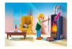 Wohnzimmer mit Kaminofen - Playmobil® Puppenhaus 3 [article_picture_small]