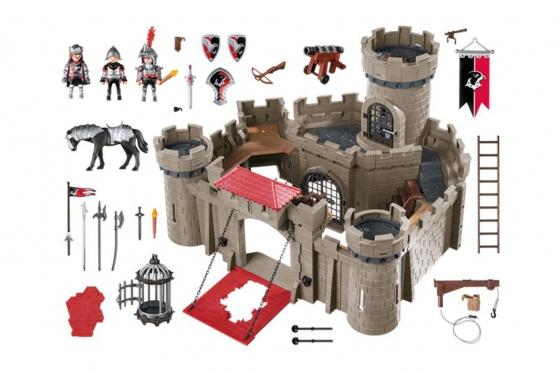 Falkenritterburg - Playmobil® Playmobil History Playmobil Histoire 6001 1