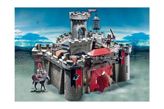 Falkenritterburg - Playmobil® Playmobil History Playmobil Histoire 6001 2