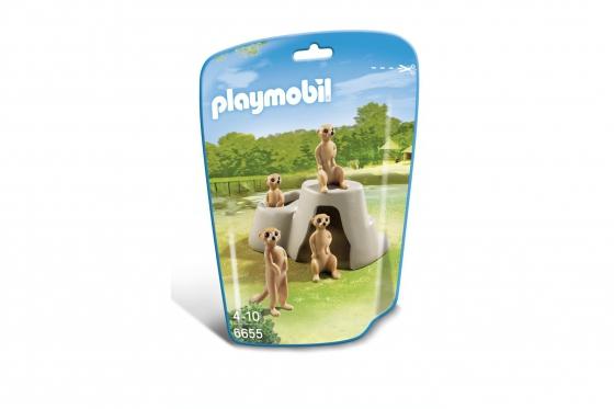 Erdmännchenhügel - Playmobil® Playmobil Freizeit Playmobil Loisirs 6655 1