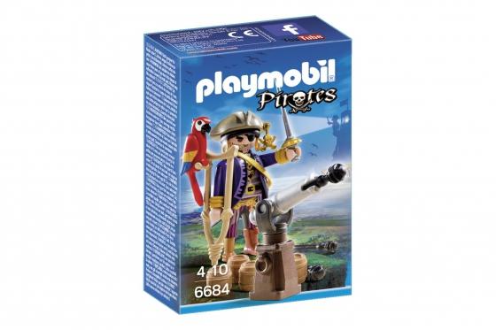 Piratenkapitän - Playmobil® Playmobil History Playmobil Histoire 6684 1