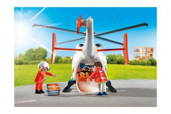Rettungshelikopter - Playmobil® Playmobil City-Life Playmobil Citylife 6686 3