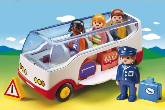 Reisebus - Playmobil® Playmobil 1.2.3 Playmobil 1.2.3 6773