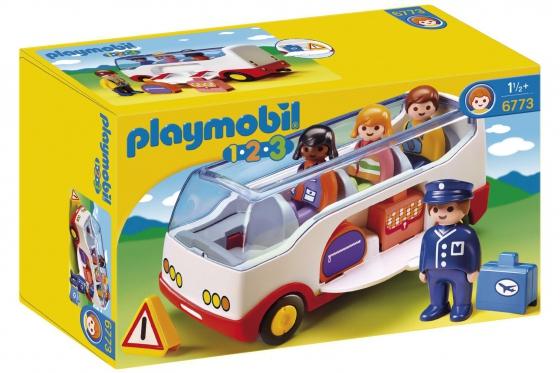 Reisebus - Playmobil® Playmobil 1.2.3 Playmobil 1.2.3 6773 1