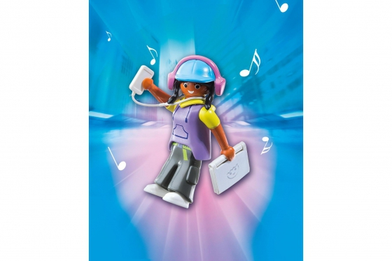Multimedia Girl - Playmobil® Playmobil All Stars Blister Playmobil All Stars 6828 1