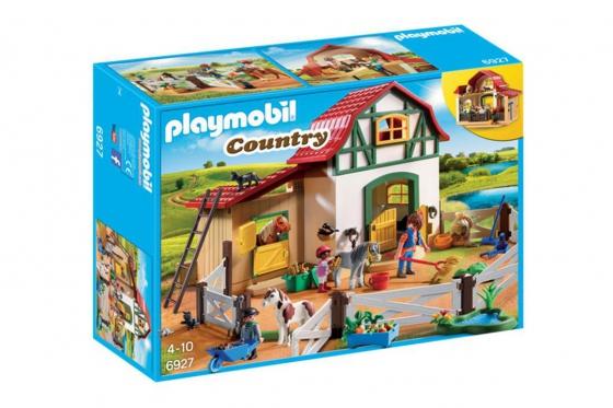 Ponyhof - Playmobil® Playmobil Bauernhof Playmobil à la ferme 6927