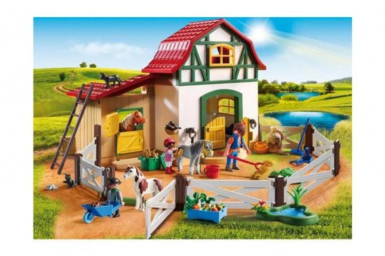 Ponyhof - Playmobil® Playmobil Bauernhof Playmobil à la ferme 6927 2