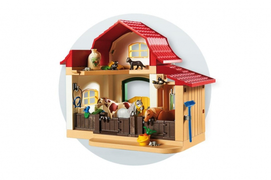 Ponyhof - Playmobil® Playmobil Bauernhof Playmobil à la ferme 6927 3
