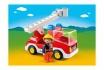 Feuerwehrleiterfahrzeug - Playmobil® Playmobil 1.2.3 Playmobil 1.2.3 6967 1 [article_picture_small]