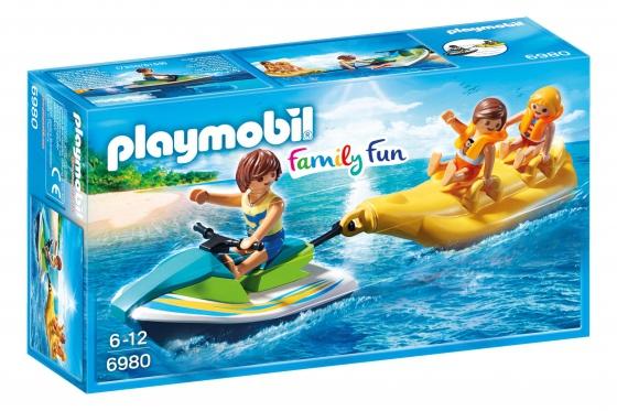 Jetski mit Bananenboot - Playmobil® Playmobil Freizeit Playmobil Loisirs 6980