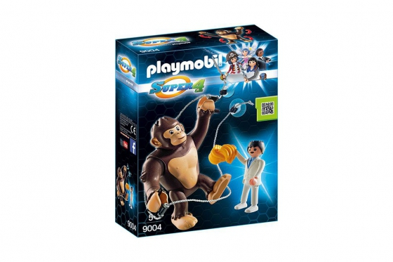 Riesenaffe Gonk - Playmobil® Playmobil Super4 Playmobil Super4 9004