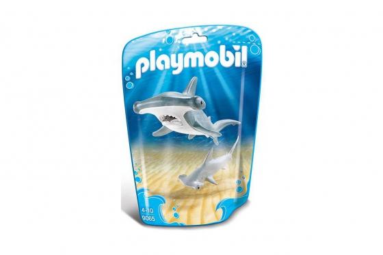 Hammerhai mit Baby - Playmobil® Playmobil Freizeit Playmobil Loisirs 9065