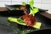 Cannabis 4-Gänge-Menü für 2-Restaurant Point Gourmand in Morgins (VS) 8