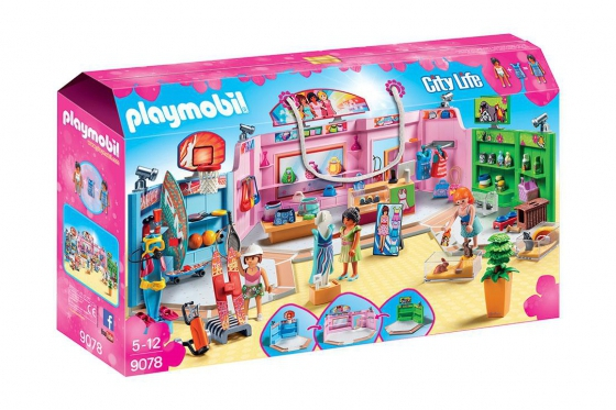 Einkaufspassage - Playmobil® Playmobil City-Life Playmobil Citylife 9078
