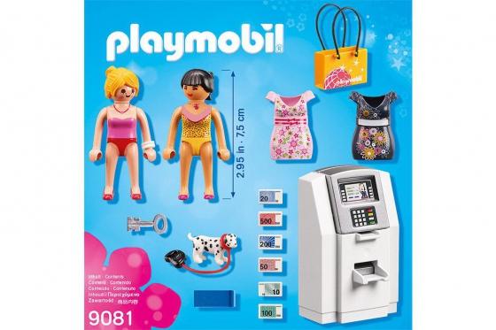 Geldautomat - Playmobil® Playmobil City-Life Playmobil Citylife 9081 1