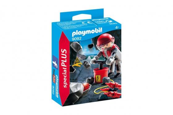 Felssprengung - Playmobil® Playmobil Specials Plus Playmobil Special Plus  9092