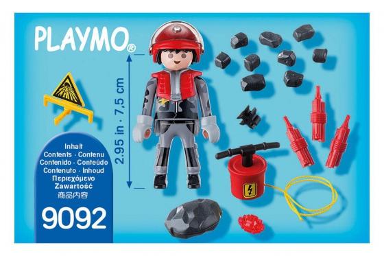 Felssprengung - Playmobil® Playmobil Specials Plus Playmobil Special Plus  9092 1