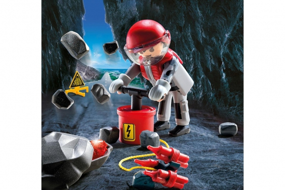 Felssprengung - Playmobil® Playmobil Specials Plus Playmobil Special Plus  9092 2
