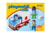 Rettungswagen - Playmobil® Playmobil 1.2.3 Playmobil 1.2.3 9122 1 [article_picture_small]