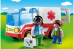 Rettungswagen - Playmobil® Playmobil 1.2.3 Playmobil 1.2.3 9122 2 [article_picture_small]