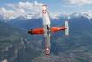 Vol en avion militaire-30min avec un Pilatus PC-7 4