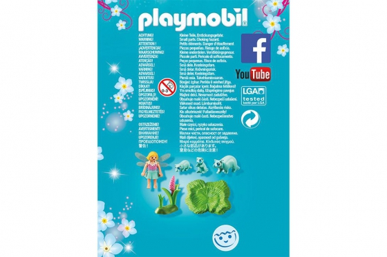 Feenfreunde Waschbären - Playmobil® Playmobil Magic Playmobil Magic 9139 1