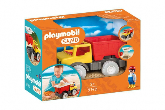 Muldenkipper - Playmobil® Playmobil Action & Outdoor Playmobil Action & Outdoor 9142