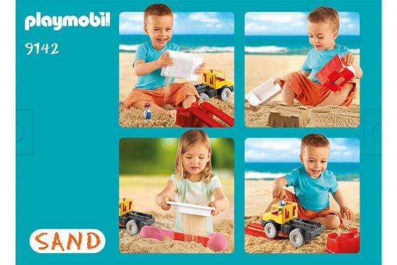 Muldenkipper - Playmobil® Playmobil Action & Outdoor Playmobil Action & Outdoor 9142 1