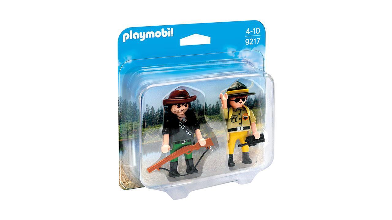 Playmobil Figur Ranger Dschungel
