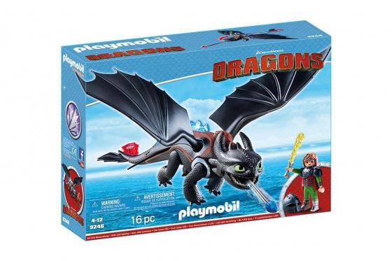 Hicks und Ohnezahn - Playmobil® Playmobil Lizenzen Playmobil Licences 9246